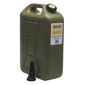 Bushtracks 20L Water Jerry Can