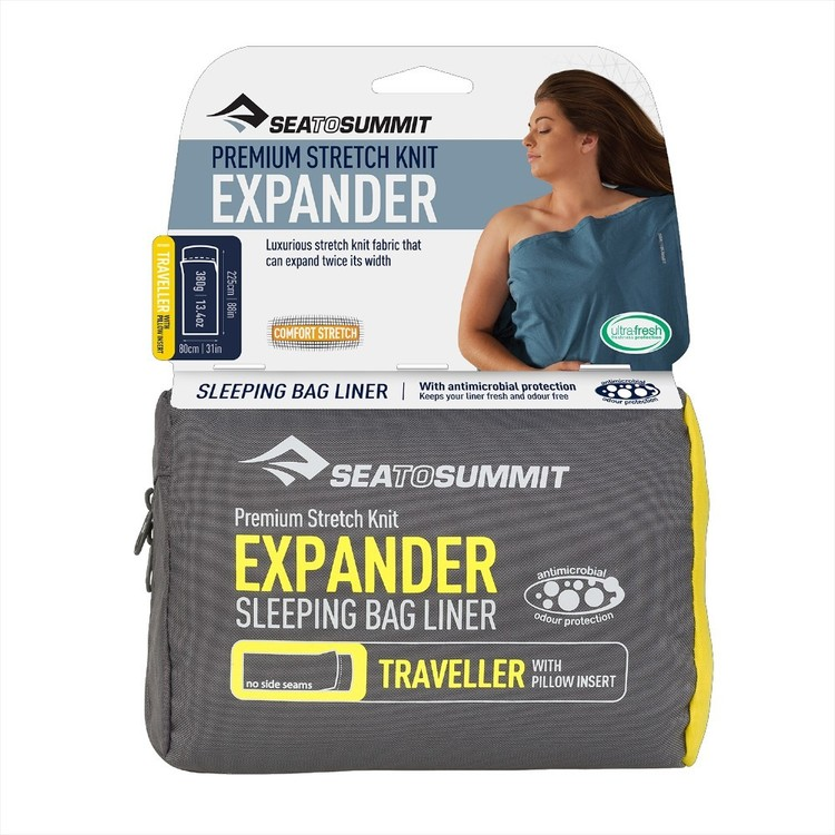 Sea To Summit Expander Liner Traveller Navy