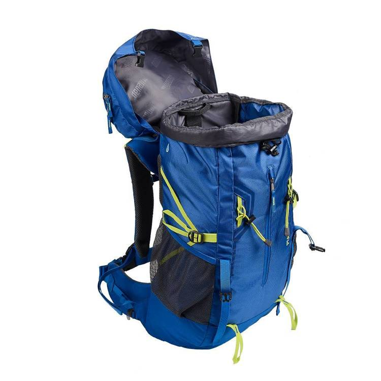 Denali Peak 45L Hike Pack Blue 45 L