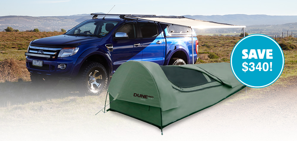 Awning & Swag Package Combo