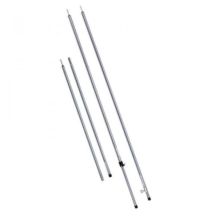 COI Adjustable Tent Pole Silver