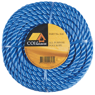 Kookaburra Poly Ropes Mini Coil 3 mm x 20 m