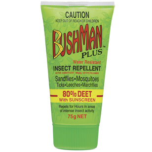 Bushmans Gel With Suncsreen 75 g
