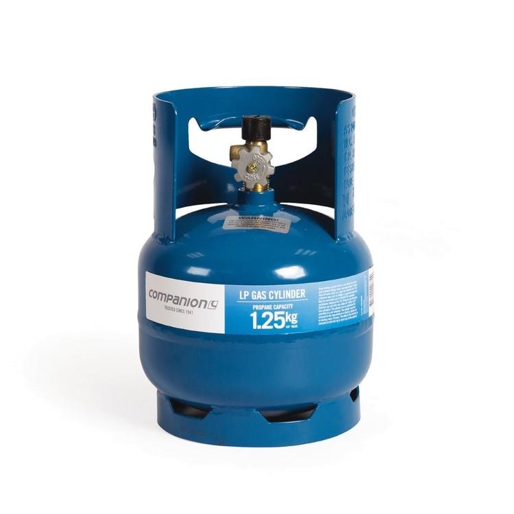 Companion 1.25 kg Gas Cylinder