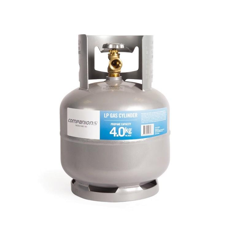 Companion POL 4kg Gas Bottle