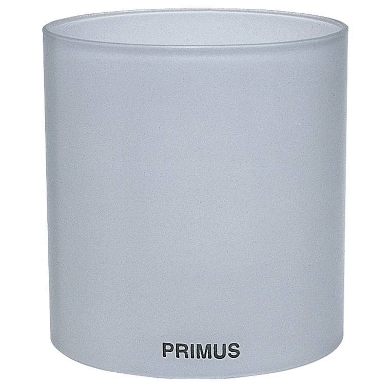 Primus Replacement Frosted Glass Lantern Grey