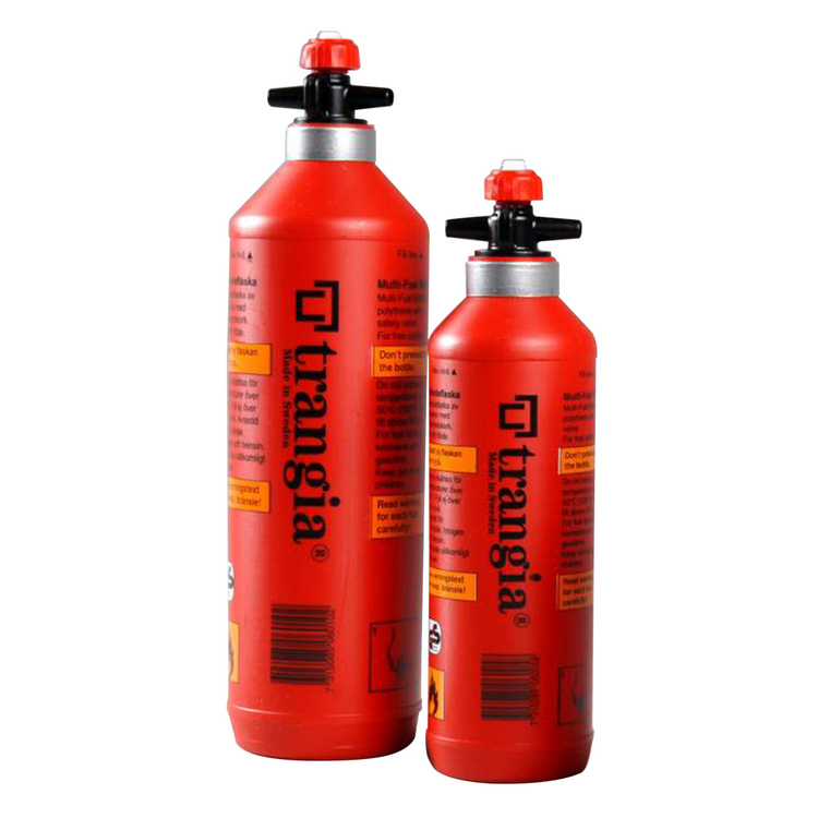 Trangia Safety Fuel Bottle Red 1 L