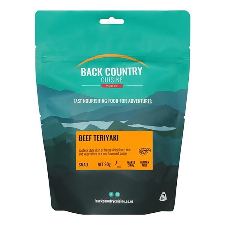 Back Country Beef Teriyaki Small
