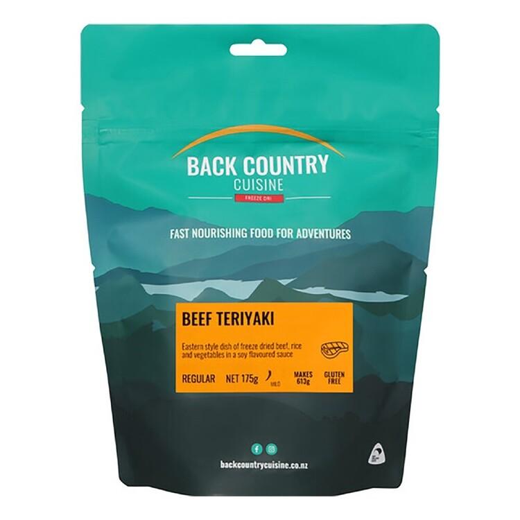 Back Country Beef Teriyaki Regular