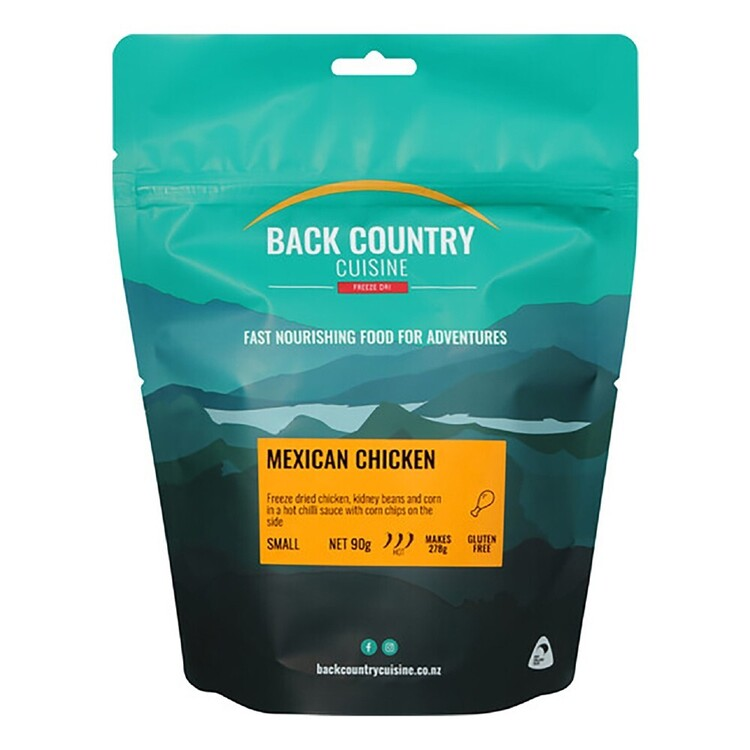 Back Country Mexican Chicken Small