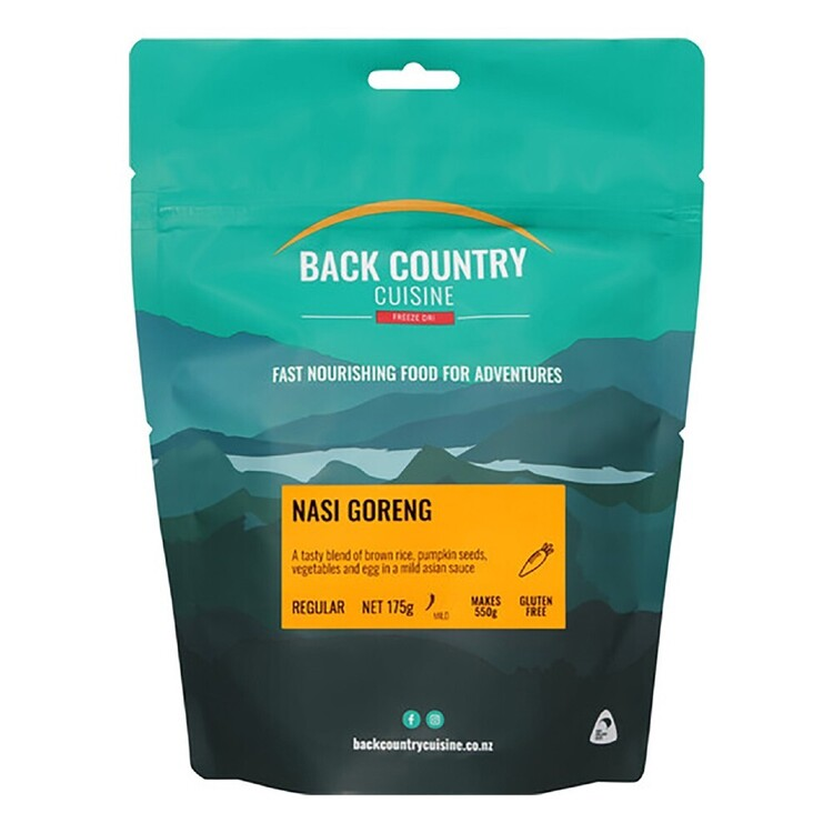 Back Country Nasi Goreng Regular