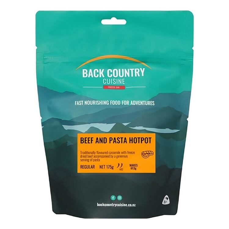 Back Country Beef & Pasta Hotpot Regular