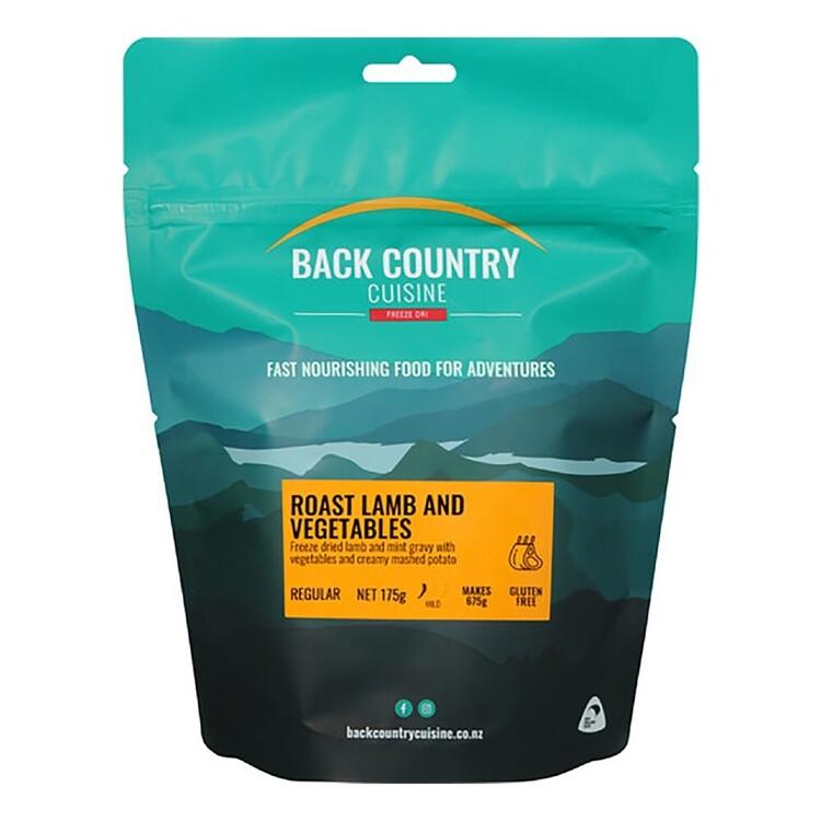 Back Country Roast Lamb & Vegetables Regular