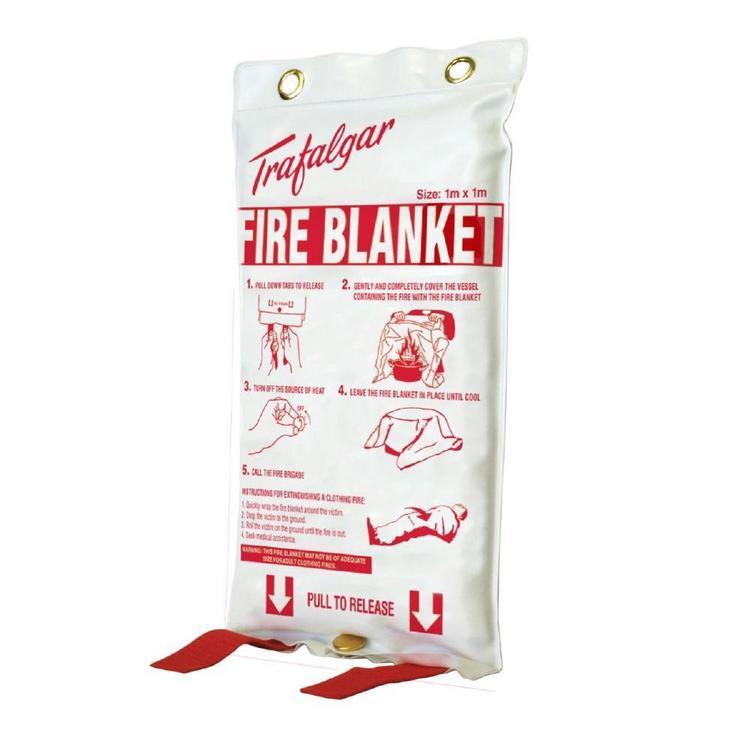 Trafalgar Fire Blanket