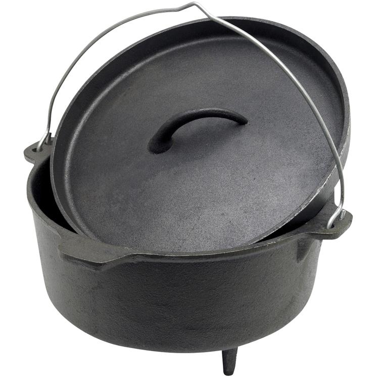 Spinifex 4.5 Quart Cast Iron Dutch Oven