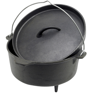 Spinifex 4.5 Quart Cast Iron Dutch Oven