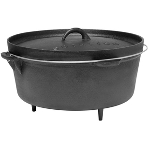 Spinifex 9 Quart Cast Iron Dutch Oven
