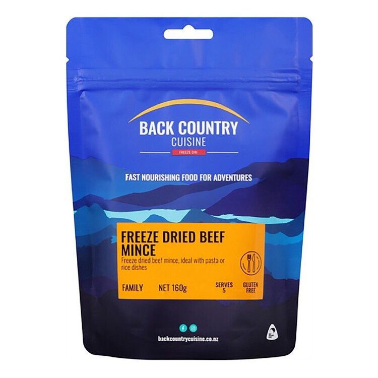Back Country Beef Mince 5 Serves
