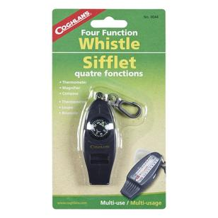 Coghlans Four Function Whistle