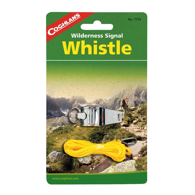 Coghlans Brass Whistle