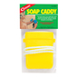 Coghlans Soap Caddy Yellow