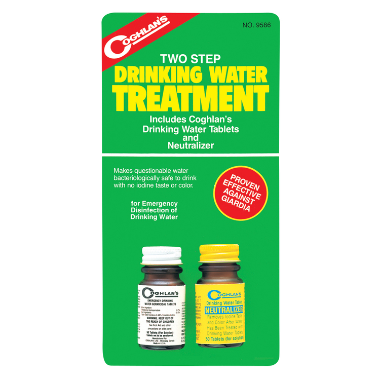 Coghlans Drinking Water Treatment