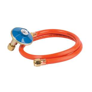 Companion 3/8 LH Regulator With Hose