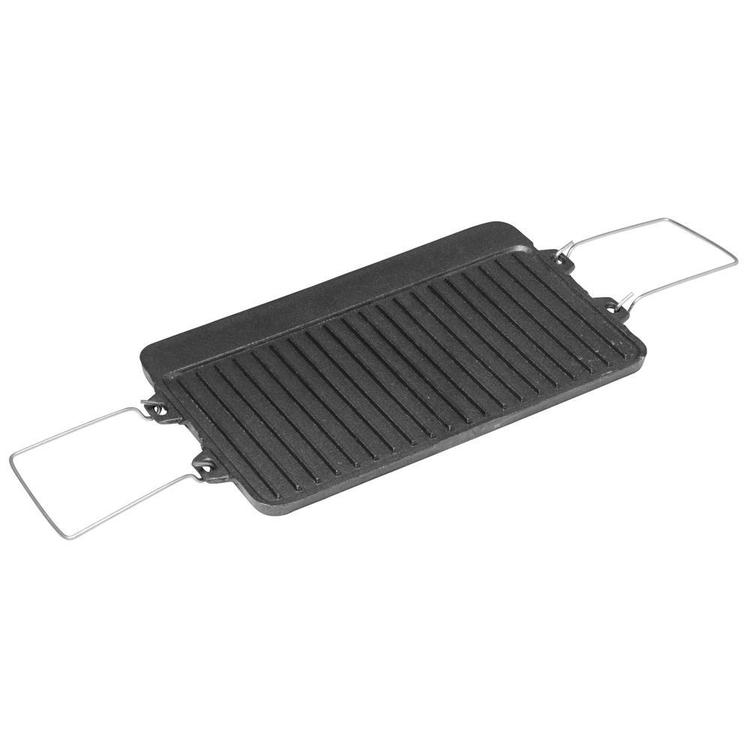 Spinifex Cast Iron 2 Burner BBQ Plate