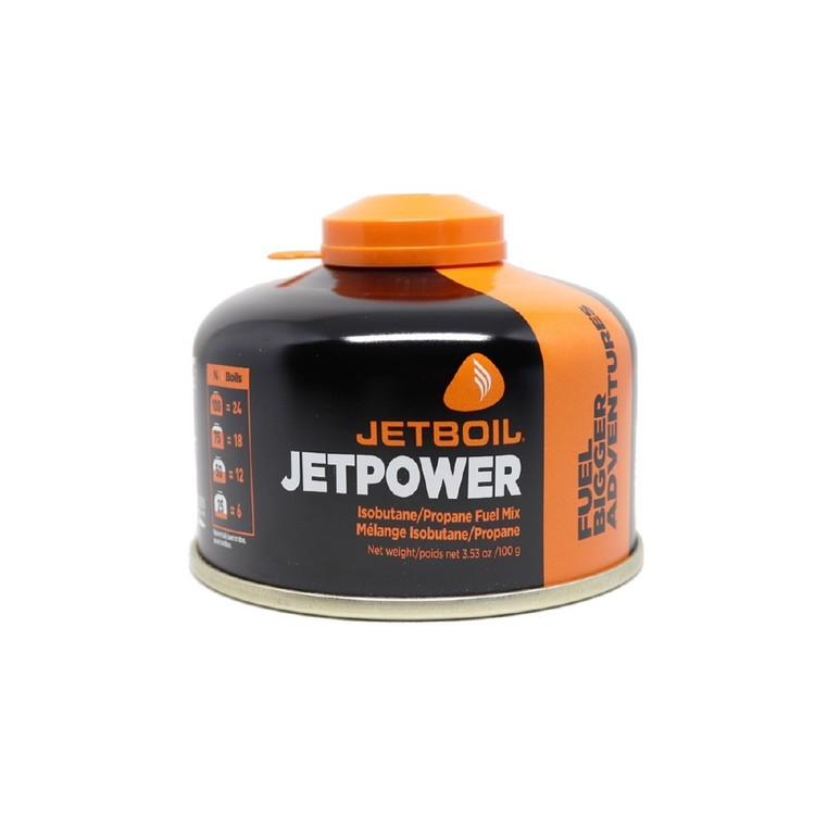 Jetboil Isobutane Propane Fuel Mix