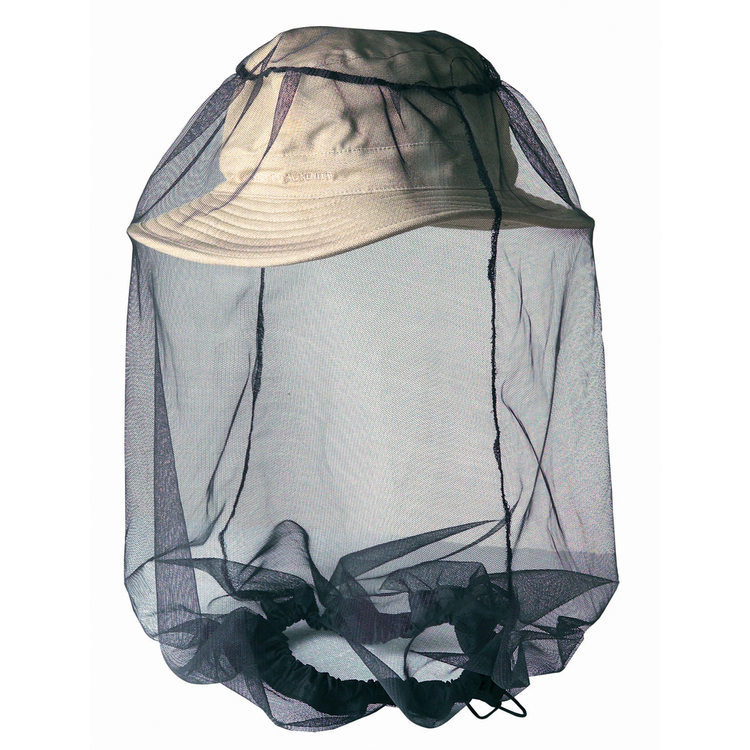 Sea To Summit Treated Mosquito Headnet Black