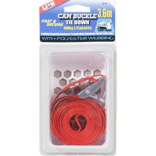 Lion Tie Down Quick Release Loop 25 mm x 3.6 m