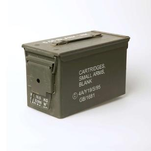 Bushtracks 50 Cal Ammo Box