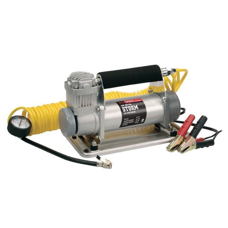 Projecta AC Pro 12V Storm Air Compressor 72 LPM