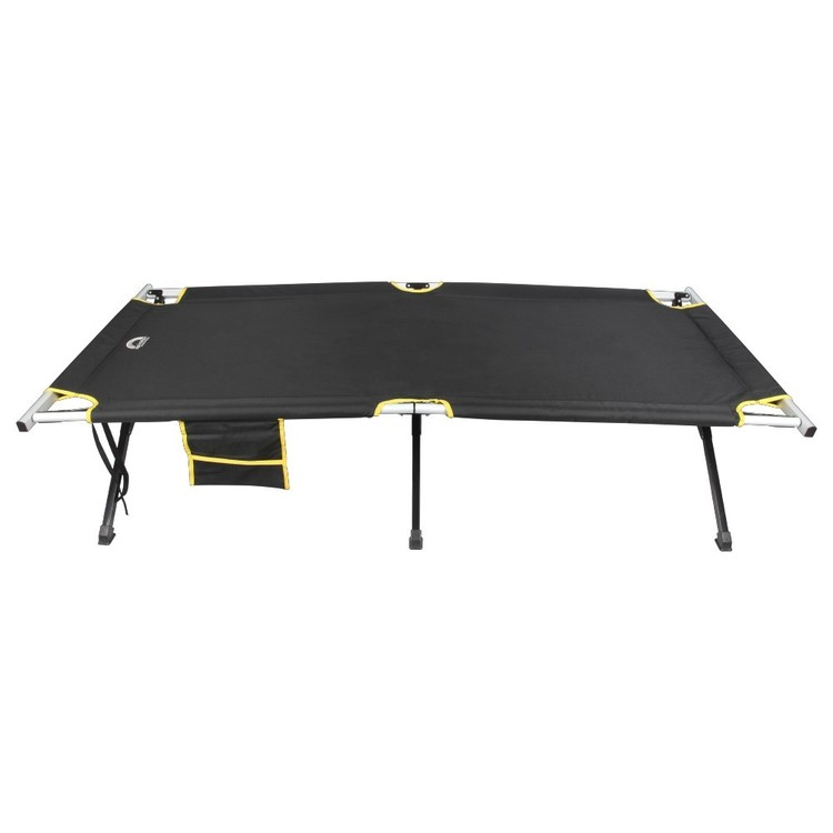Spinifex Deluxe Stretcher Black