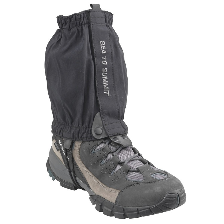 Sea to Summit Tumbleweed Ankle Gaiters Black
