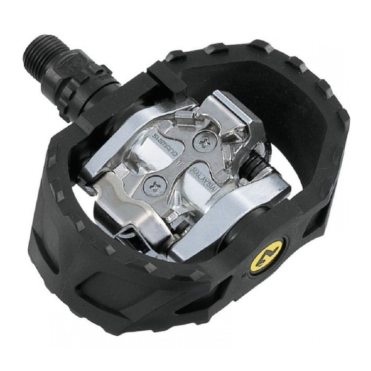 Shimano PD-M424 SPD Pedals Black