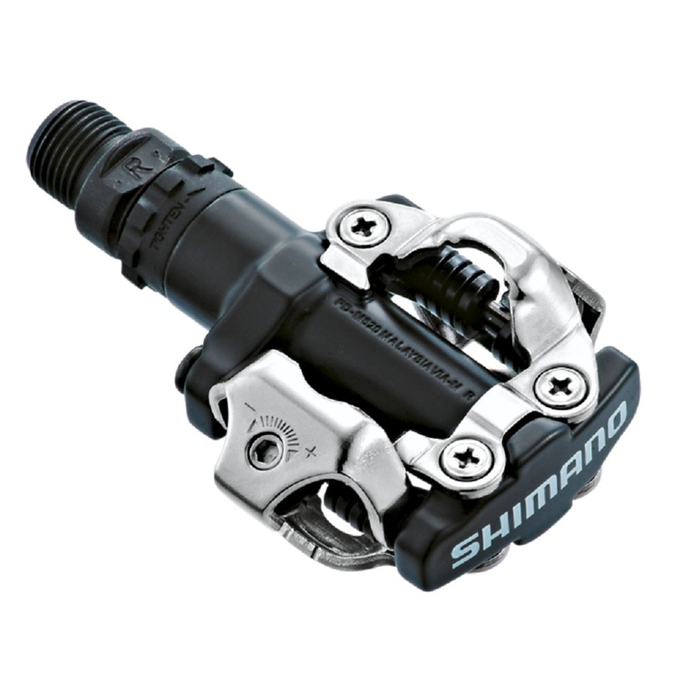 Shimano PD-M520 SPD Pedals Black