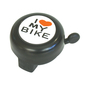 Bike Corp I Love My Bike Bell Black