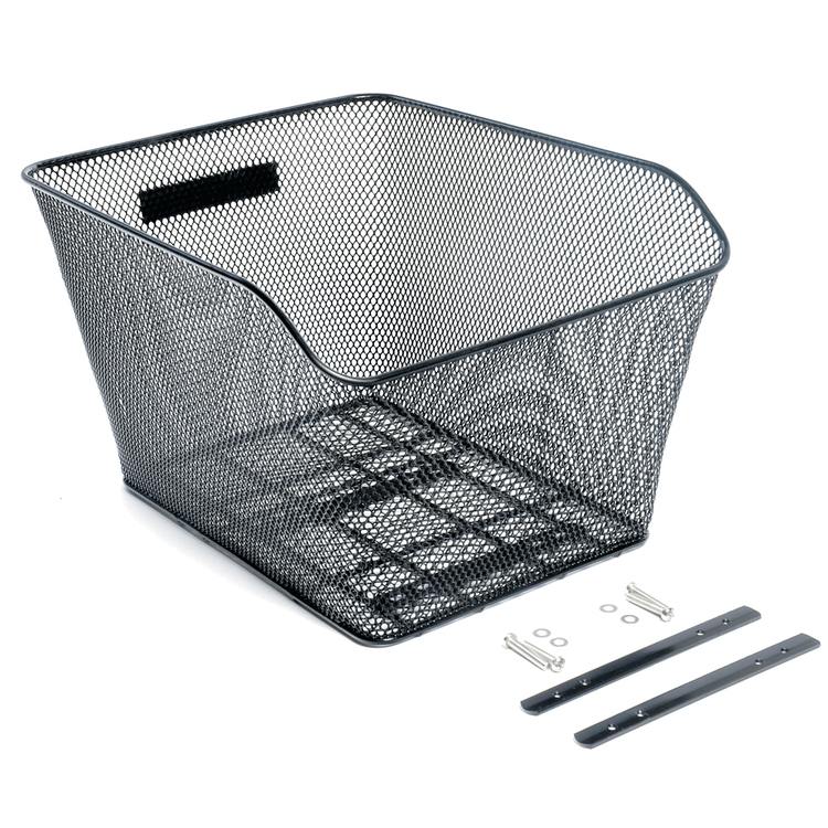 Bike Corp Rear Wire Basket Black