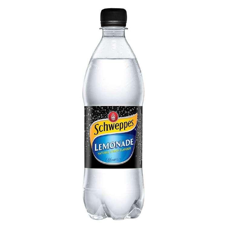 Schweppes 600mL Lemonade