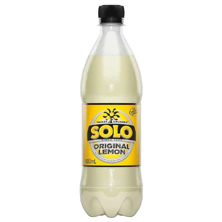 Schweppes 600mL Solo