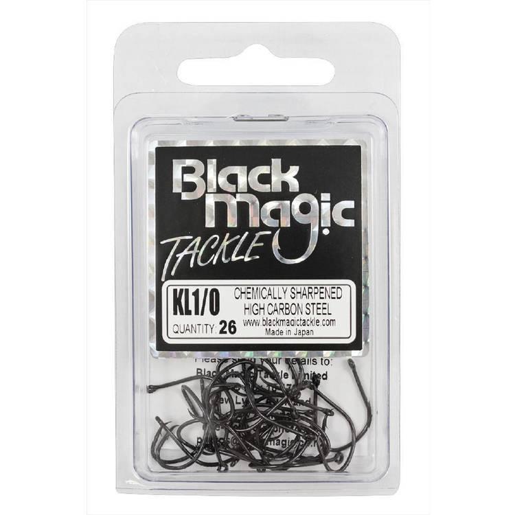 Black Magic KL Hooks Economy Pack