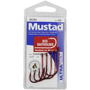 Mustad 92668NPNR Sliced Hook