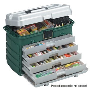 Plano 758 Tackle Box Large 4 Drawer Tackle Box
