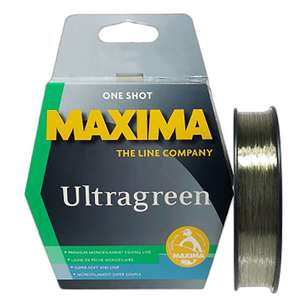 Maxima One Shot Ultra Line 200 Metres
