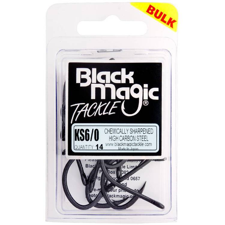 Black Magic KS Hooks Bulk Pack