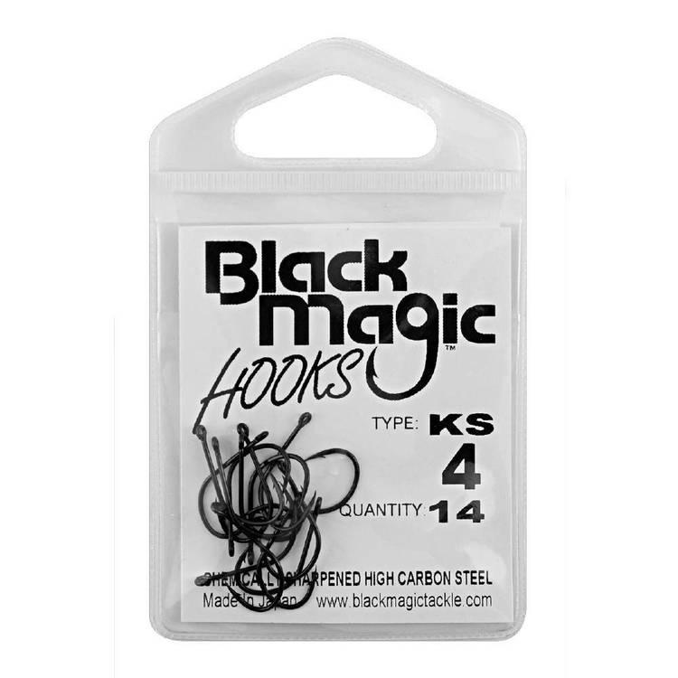 Black Magic KS Hooks Small Pack