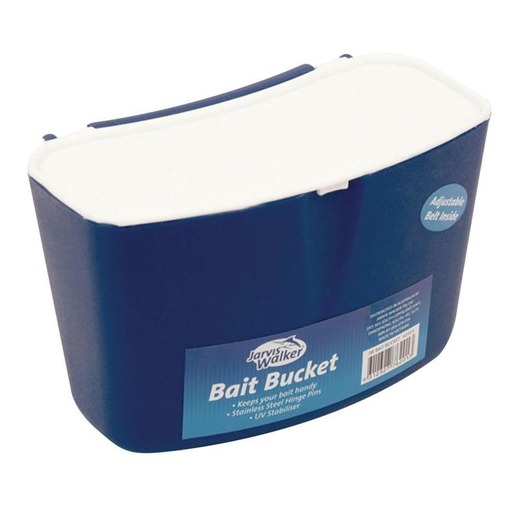 Jarvis Walker Bait Bucket With Belt