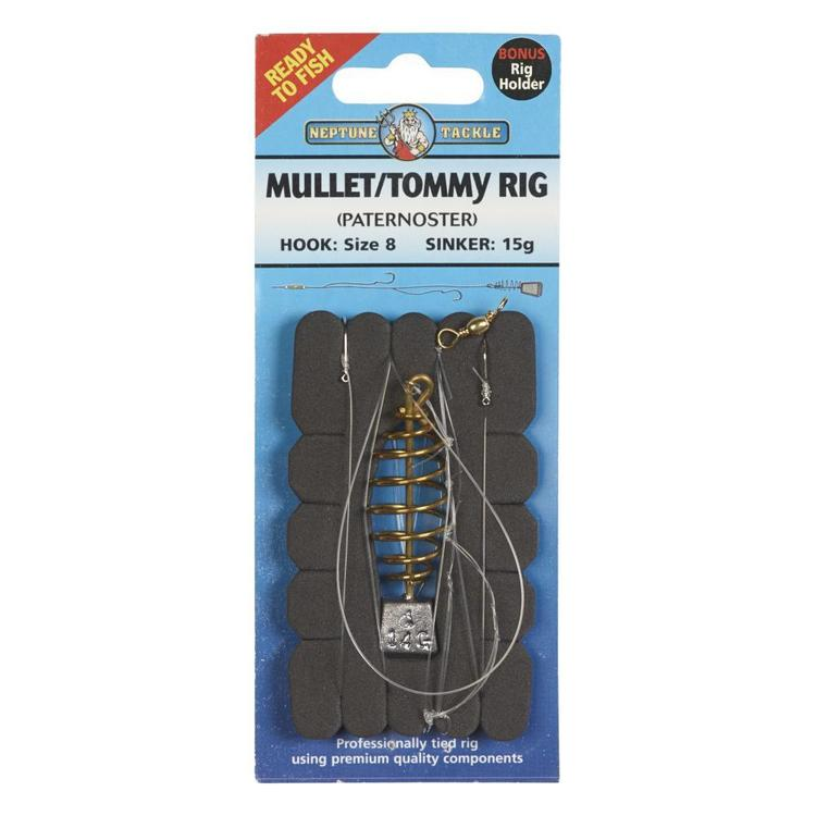 Neptune Tackle Mullet & Tommy Rig