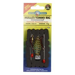 Neptune Tackle Mullet & Tommy Rig Chemically Sharpened Hooks